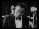 Louis Armstrong in Copenhagen LIVE - 1933 - I Cover The Waterfront, Dinah and Tiger Rag HD