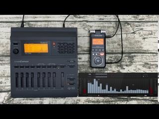 "Roland SC-155 Demo 內建示範曲演奏 ""Mr. wIzArD"""