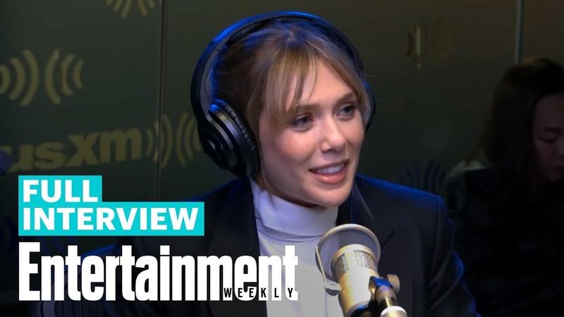 Elizabeth Olsen On 'Avengers Endgame' 'Sorry For Your Loss' Season 2 More Entertainment Weekly