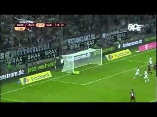 "91'+2 Thorgan Hazard   UEFA Europa League: FC ""Borussia Mönchengladbach"" - FK ""Sarajevo"" 7:0"
