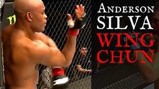 Anderson Silva Wing Chun (8 Minutes of Footage!)