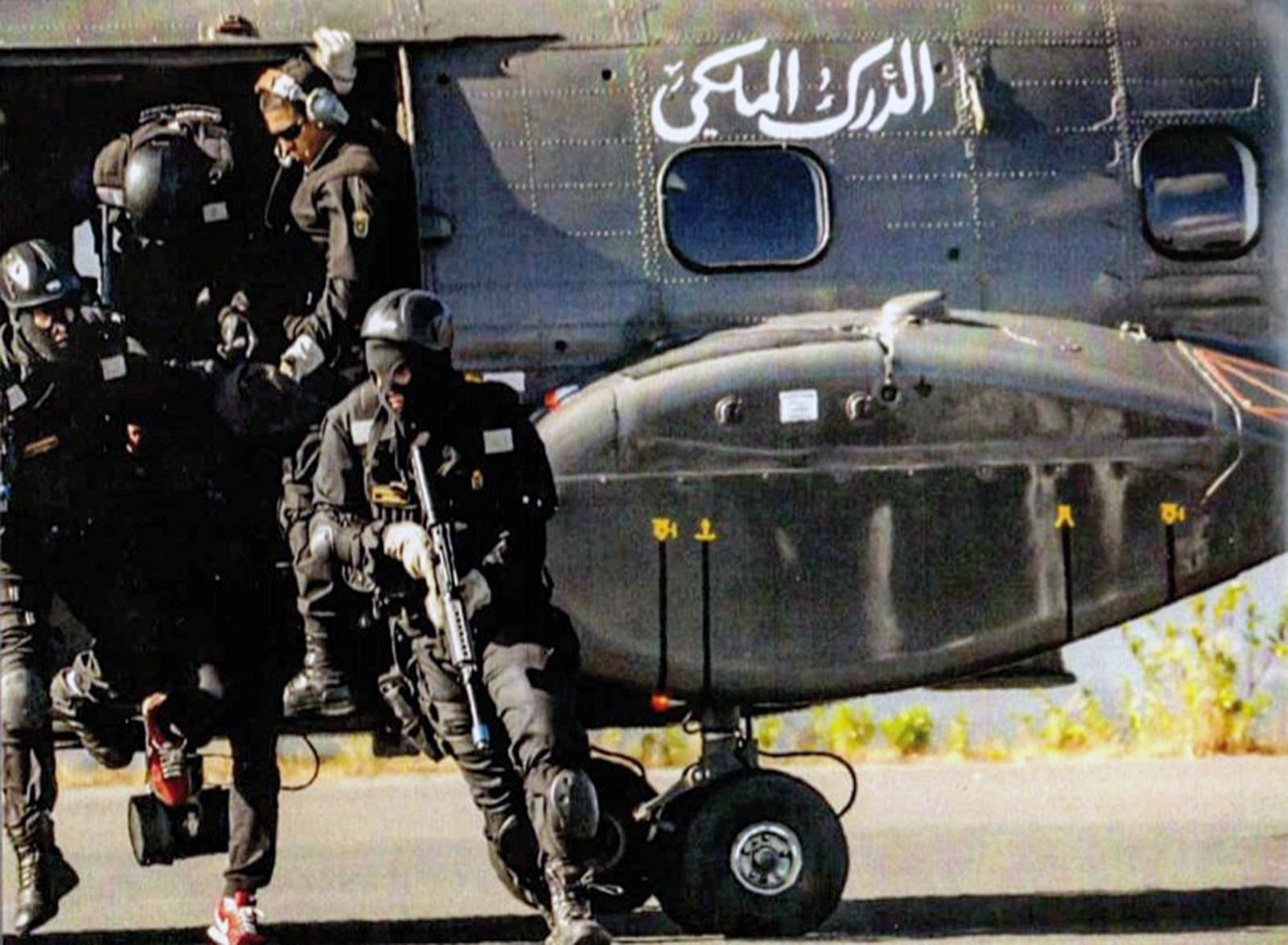 Moroccan Special Forces/Forces spéciales marocaines  :Videos et Photos : BCIJ, Gendarmerie Royale ,  - Page 17 -RUyleGnKtU