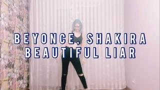 Beyonce, Shakira - Beautiful Liar / Hamilton Evans Choreo / Millenium Dance Studio