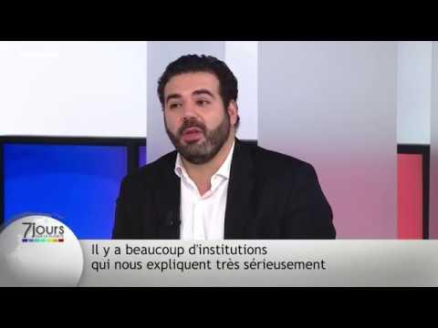 La féminisation du langage avec Raphaël Haddad