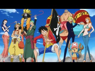 One Piece opening 18 - Hard Knock Days