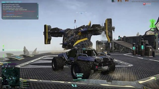 Planetside 2: Entering And Breaking