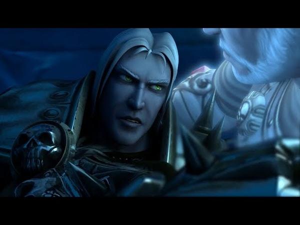 Падение Короля Лича Remastered RUS 1080p 60 fps World of Warcraft Cinematic