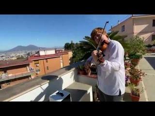 DESPACITO - Luis Fonsi ft. Daddy Yankee - Violin Cover - Nazar Rutkovskyy