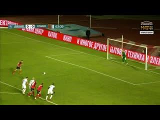 Динамо Брест 1-2 Славия. Голы и лучшие моменты