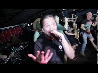 Концерт Distemper в клубе Город 01,08,20, живой звук - Сделай что-нибудь больше, чем просто хайп