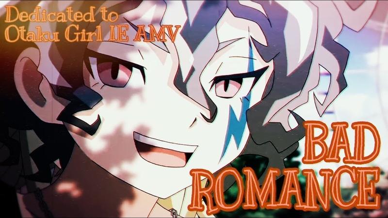 AMV Inazuma Eleven Kira Hiroto Bad Romance