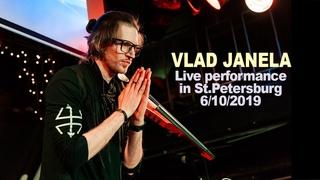 Vlad Janela - Live Performance in, 6-10-2019