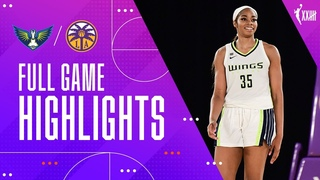WINGS at SPARKS | FULL GAME HIGHLIGHTS | May 14, 2021