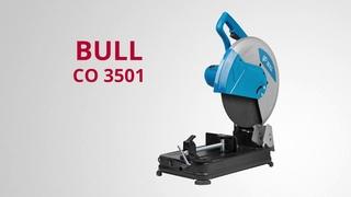 Отрезная пила по металлу BULL CO 3501