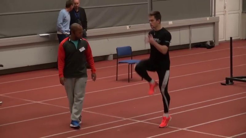 Sprinting Mechanics Acceleration and Maximal Velocity (Cut)