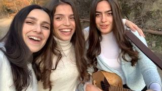 Trio Mandili - Narinjiano (Evening happiness song)
