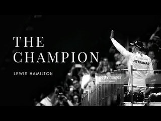 LEWIS HAMILTON #44 - THE CHAMPION OF THE WORLD(BEST MOMENTS)