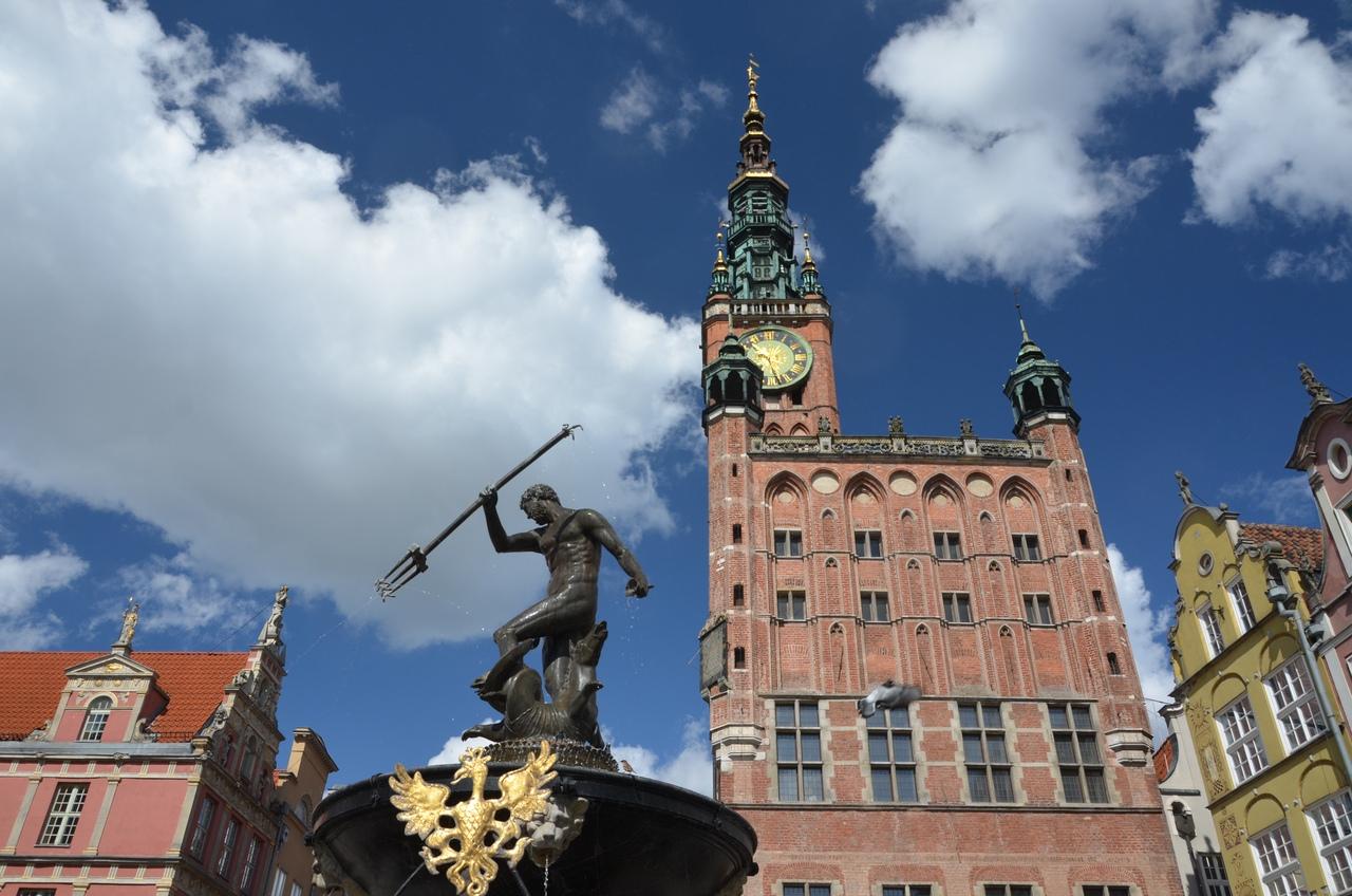 Rs3B0XWT8-M Гданьск - северная столица Польши.