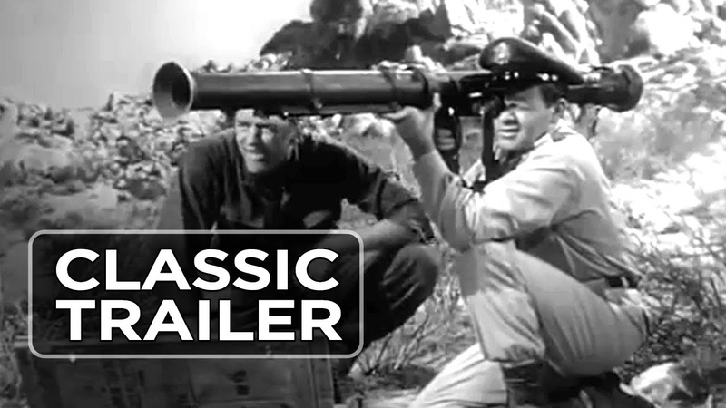 Them 1954 Official Trailer 1 Sci Fi Horror Movie