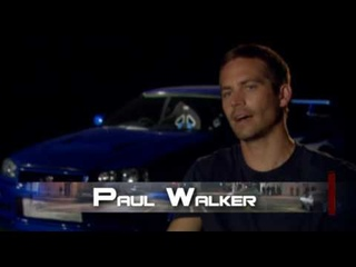 Fast & Furious 4 Movie Trailer - Jordana Brewster and Paul Walker