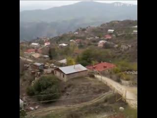 Немного юмора: армяне уезжают из Лачина 😁