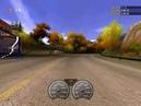 NFS Hot Pursuit 2 (2002) - Mersedes-Benz CLK GTR (Дорога в Альпах, вперед)