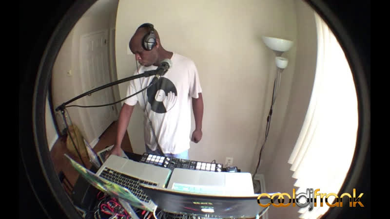 Cooldjfrank aka franklin spinwell cookout chill Classic House Music Memorial Day Weekend