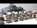 LEGO WW2 BATTLE FOR MOSCOW history film