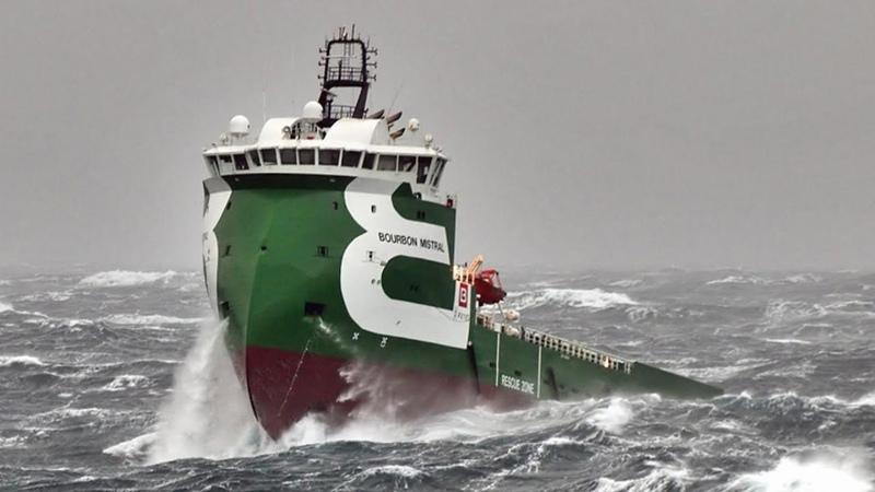 Революционный дизайн кораблей который изменит отрасль Суда с инверсным носом X BOW