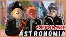 Зверополис - Astronomia (Coffin Dance Meme) Cover