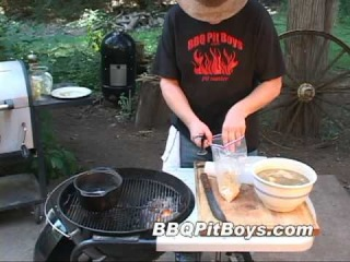 Crispy Grilled Chicken Recipe by the BBQ Pit Boys