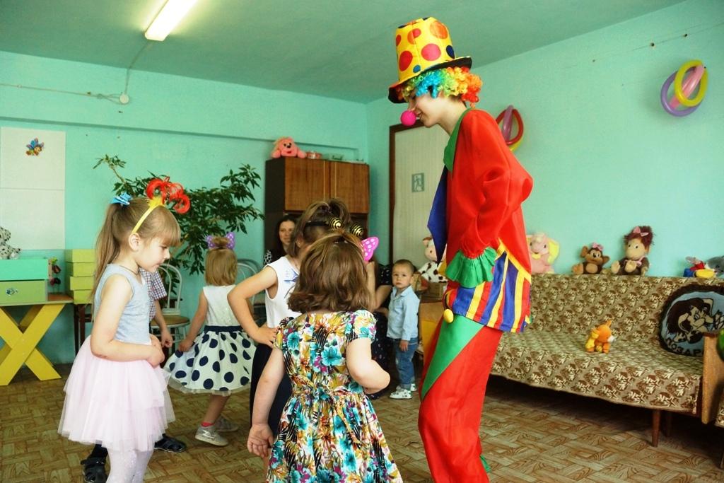 Прошел детский праздник в нашем центре 12