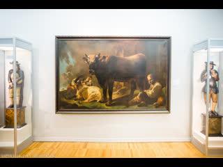 Обзорная экскурсия по экспозиции западноевропейского искусства Екатеринбургского музея изобразительных искусств