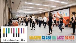 Мастер класс по джазовому танцу Jazz Day 2018 | Master class on jazz dance w/ Alina Sokulska | Zyablow Media