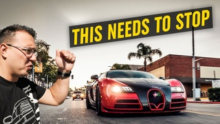 Another Issue with my Mansory Bugatti Veyron