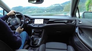 Обзор Opel Astra-K 2018, технические особенности и инновации