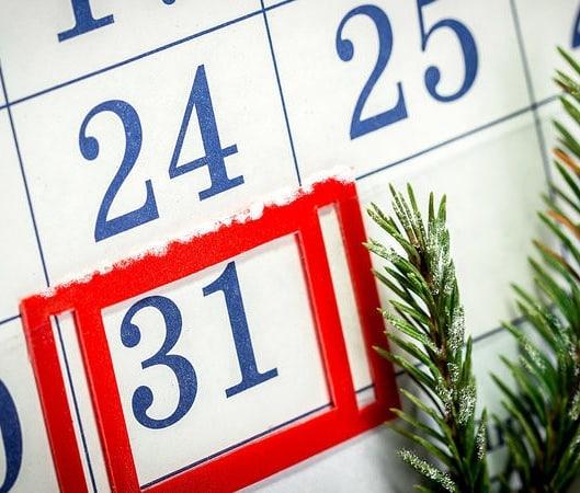 31 декабря 2021 года будет нерабочим днём