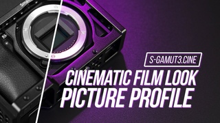 Cinematic Film Look Picture Profile with Cine2 & Cine4 for Sony a6300 / a6400 / a6500 / a6600