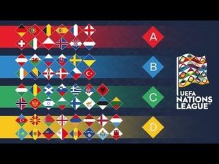 Все о Лиге Наций УЕФА   Кто победит, кто выйдет на ЕВРО-2020