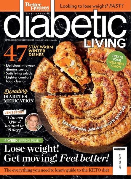 Diabetic Living Australia - September-October 2019