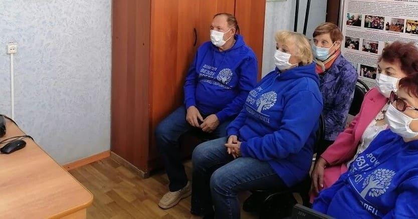 «Серебряные» волонтёры из Петровска поучаствовали в онлайн-фестивале «Нужные люди»