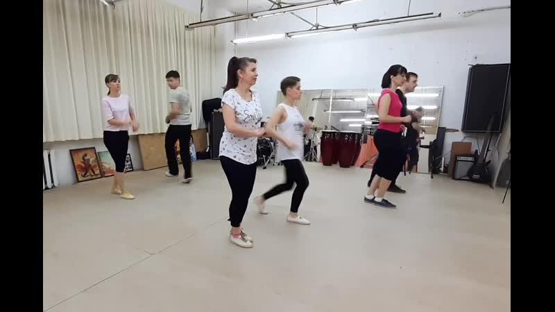 Timba Школа танцев ArmenyCasa Челябинск