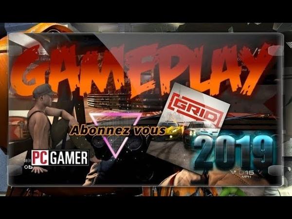 GRID 2019 PC FR GAMEPLAY HD Montage de Jeux смотреть онлайн без регистрации