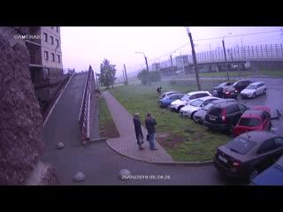 Авария  на Суздальском