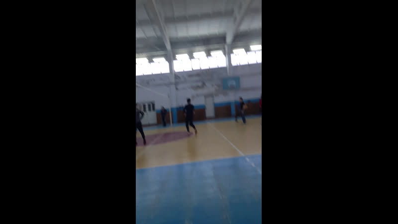 10А рвёт 11А волейбол