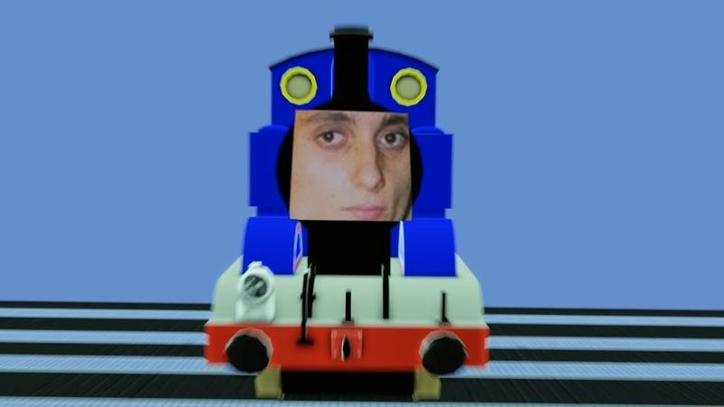 SFM Magic Train Jestem Bogiem