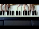 Монстр в Париже кавер на пианино