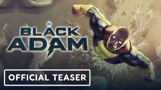 Black Adam Introduces the Justice Society of America - Official Teaser | DC FanDome
