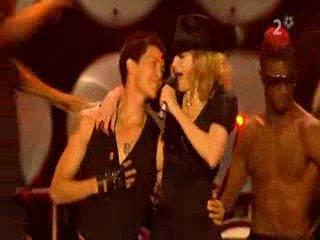 Madonna-La Isla Bonita.(dance version,live)