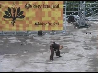 KFF09 - ropedart batle (Марийка)